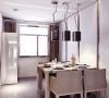 线条遒劲而富于节奏感,大量使用铁制构件,以及铁艺制品,给室内装饰艺术引入新意,将现代感展现的淋漓尽致。