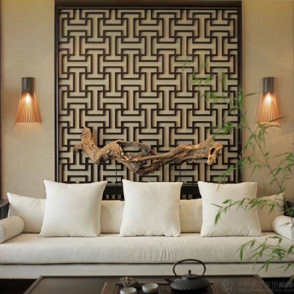 设计师为提供给主人以修心养性、及收藏会友所量身定做的私人场所。空间以传达轻松、舒适、放松的氛围为目的。