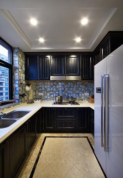 厨房的空间