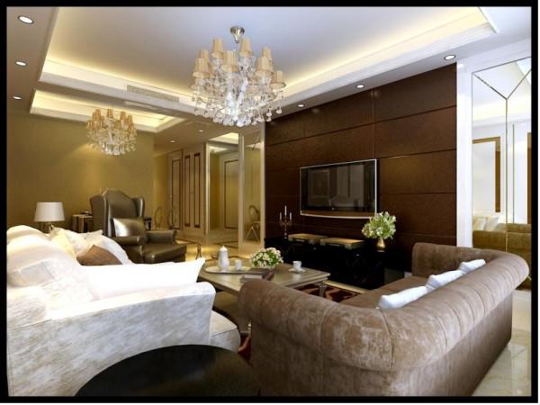 简约 港式 时尚 大气 客厅图片来自青岛德瑞意家装饰郭欣在现代设计语言,诠释港式意蕴的分享