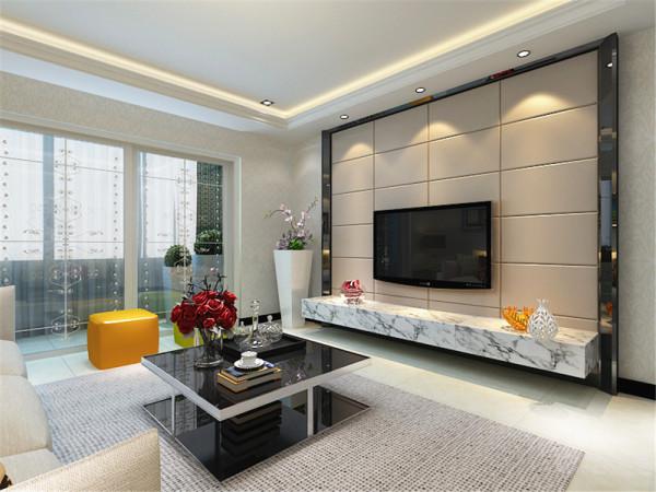 本案围绕现代前卫的风格设计的,现代前卫风格是比较流行的一种风格,追求时尚与潮流,非常注重居室空间的布局与使用功能的完美结合