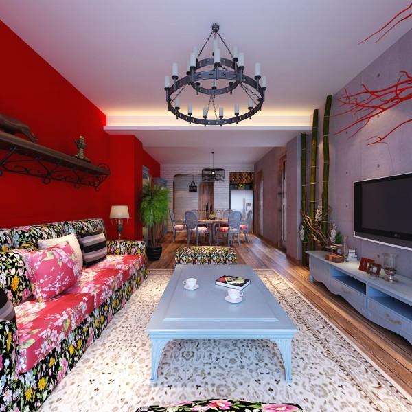 """美式乡村装修设计风格摒弃了繁琐和奢华,并将不同风格中的优秀元素汇集融合,以舒适机能为导向,强调""""回归自然"""",使这种风格变得更加轻松、舒适。"""
