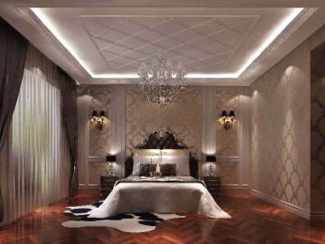 华侨城古典欧式风格和谐舒适浪漫