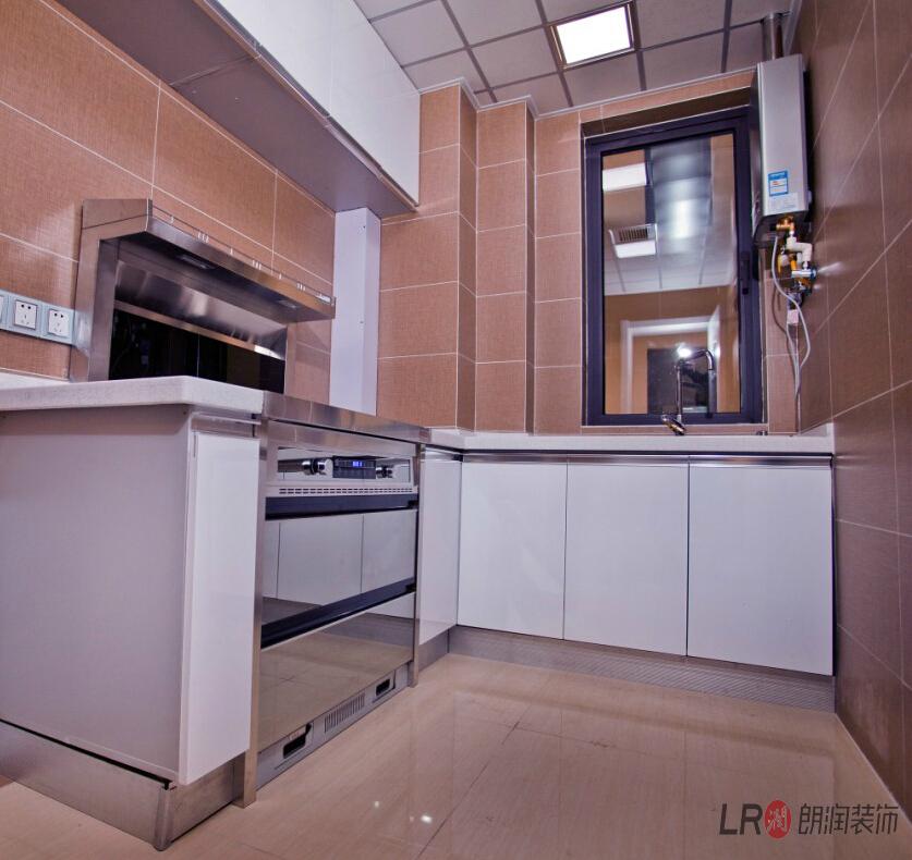 现代 简约 三句 三代同堂 厨房图片来自朗润装饰工程有限公司在成都ICC  4号楼现代风格的分享