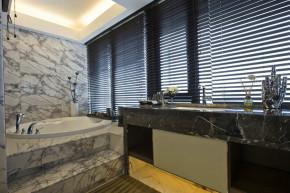 简约 小清新 小资 三居 卫生间图片来自成都家和装饰在灵动随意,90m²的绿野小清新的分享
