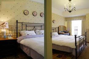 简约 小清新 小资 三居 卧室图片来自成都家和装饰在灵动随意,90m²的绿野小清新的分享