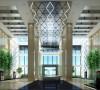 路劲东方路港办公楼装饰项目
