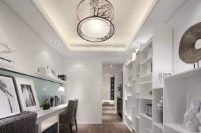 简约 三居 白领 实创 书房 其他图片来自实创小莹在【实创装饰】现代风格大气之家的分享