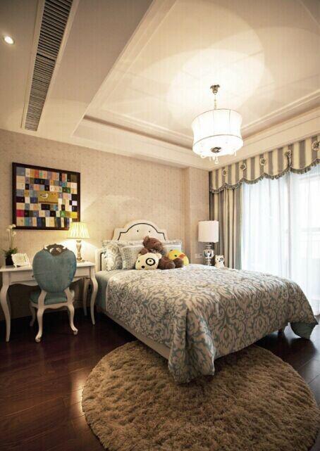 卧室图片来自山水人家装饰在汉江公寓欧式风格的分享