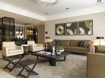三居室装修中国风的完美演绎