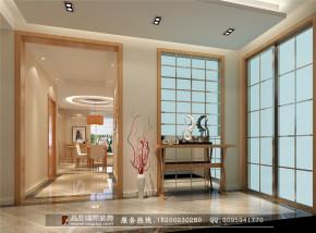 三居,港式 三居 白领 高度国际 玄关图片来自高度国际家居别墅装饰在港式风格的分享