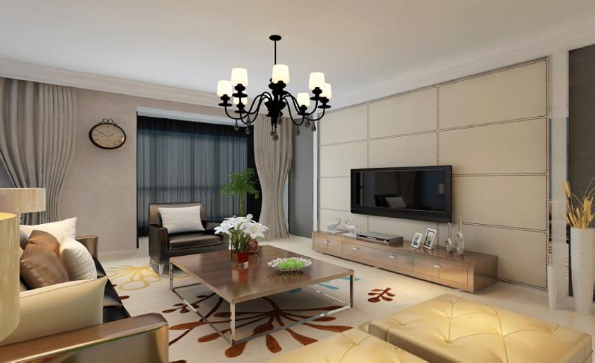 刘杨成 交换空间 客厅图片来自交换空间刘杨成室内设计师在101平率真个性的生活的分享