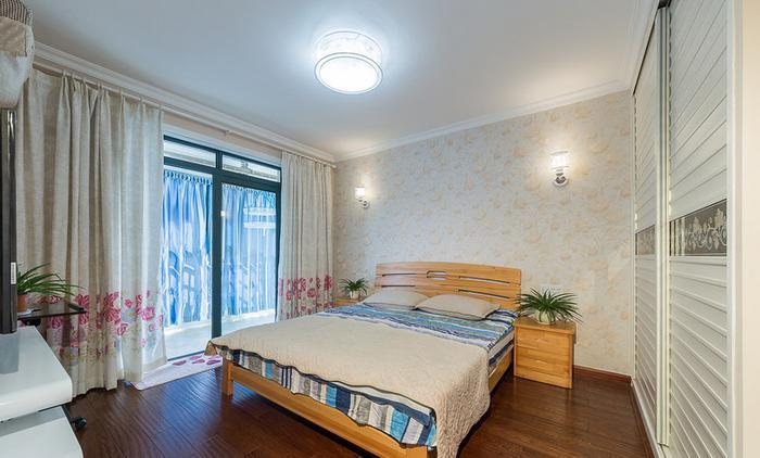 卧室图片来自佰辰生活装饰在137方最美简约混搭风格的分享