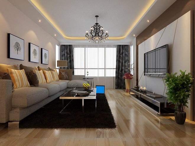 二居 旧房改造 80后 白领 简约 客厅图片来自今朝装饰老房装修通王在简洁大方、自然舒适的分享