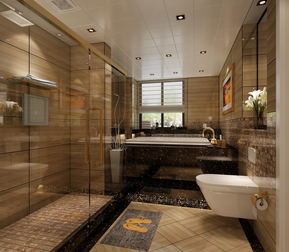 兰湖美域 别墅装修 别墅设计 聚通装潢 欧式风格 卫生间图片来自jtong0002在兰湖美域别墅装修欧式风格设计的分享