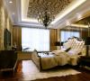 除主要灯源外,还应设台灯或壁灯,以备起夜或睡前看书用。另外,角落里设计几盏射灯,以便用不同颜色的灯炮来调节房间的色调,如黄色的灯光就会给卧室增添不少浪漫的情调。