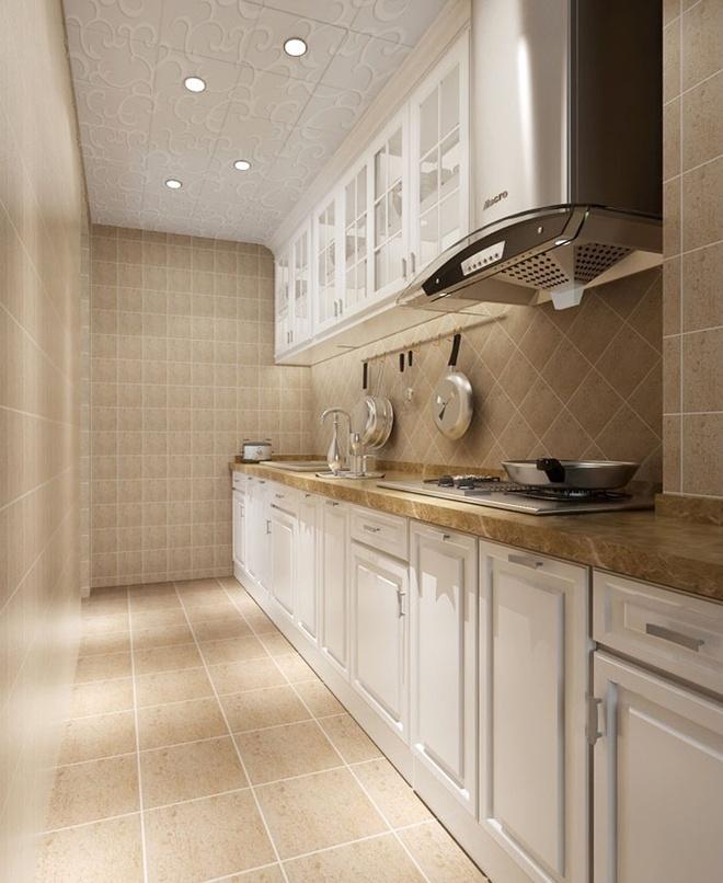 欧式 白领 小资 厨房图片来自舞者vv在高档-简欧的分享