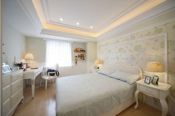 简约 卧室图片来自亚光亚装饰在金地梦想山三居的分享