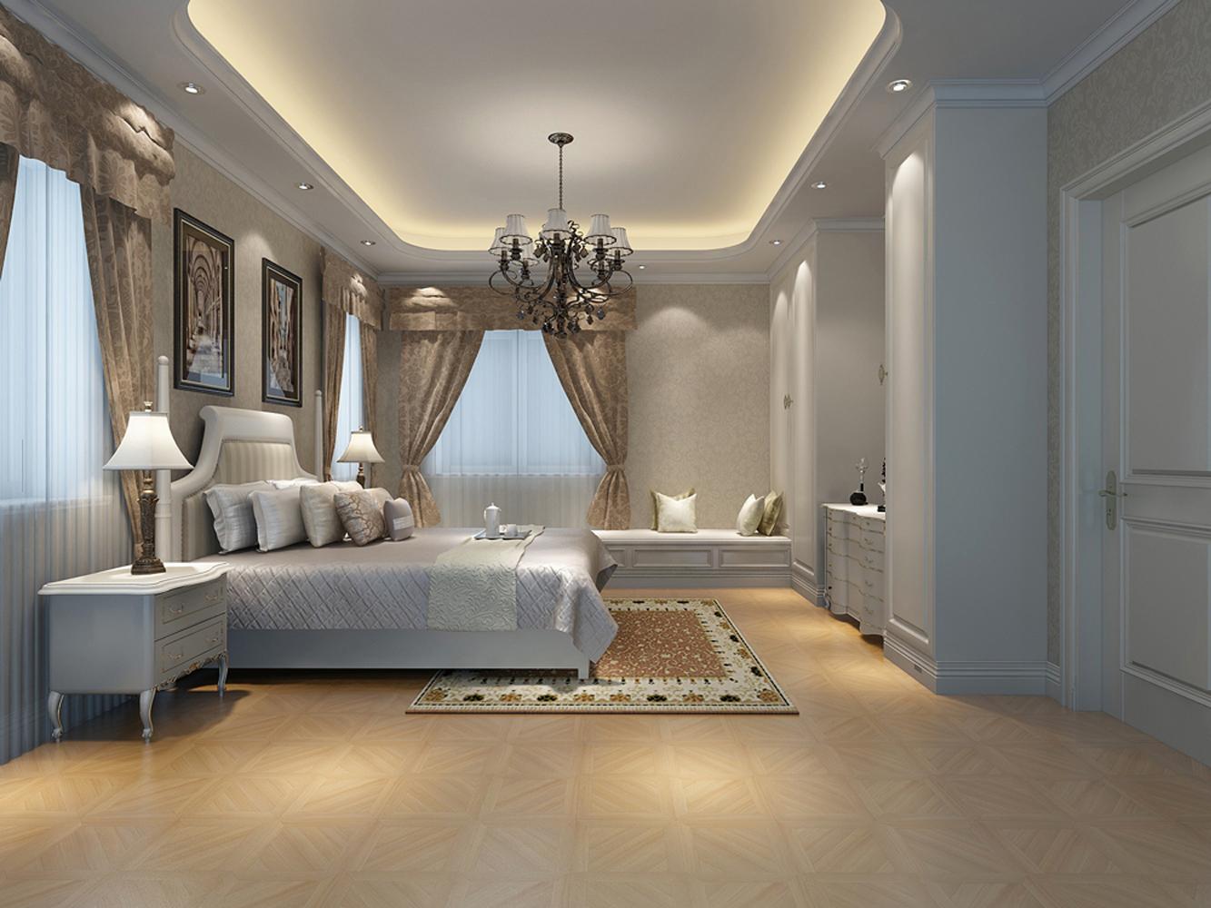 龙湖好望山 别墅装修 别墅设计 现代风格设 聚通装潢 卧室图片来自jtong0002在龙湖好望山别墅装修欧式风格设计的分享