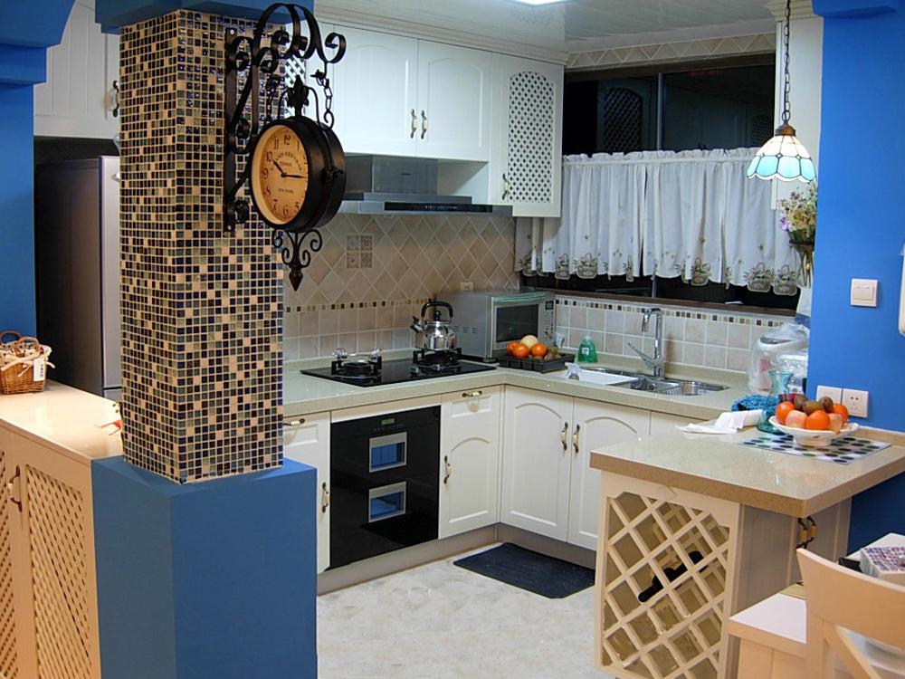 地中海 厨房图片来自tjsczs88在和鸿四季恋城-三室-88平米的分享