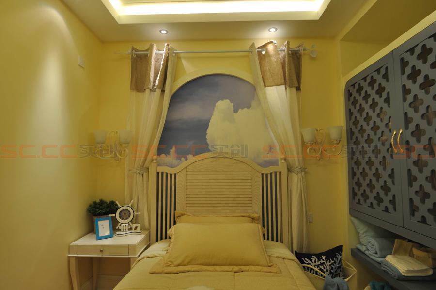 地中海 三居 装修 蓝色风格 厨房图片来自南京实创装饰夏雨荷在金域华府130平--地中海之家的分享