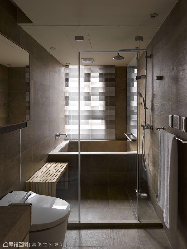 卫生间图片来自幸福空间在205平度假饭店般的闲雅生活的分享