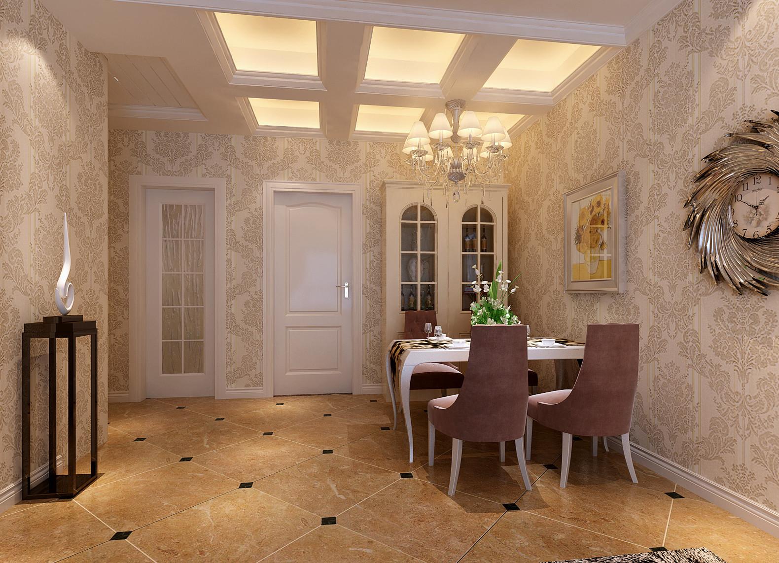 三居 白领 收纳 80后 小资 卧室图片来自实创装饰完美家装在保利金泉126平简欧风案例赏析的分享