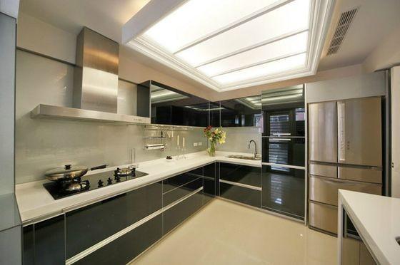 简约 厨房图片来自亚光亚装饰在金地梦想山三居的分享
