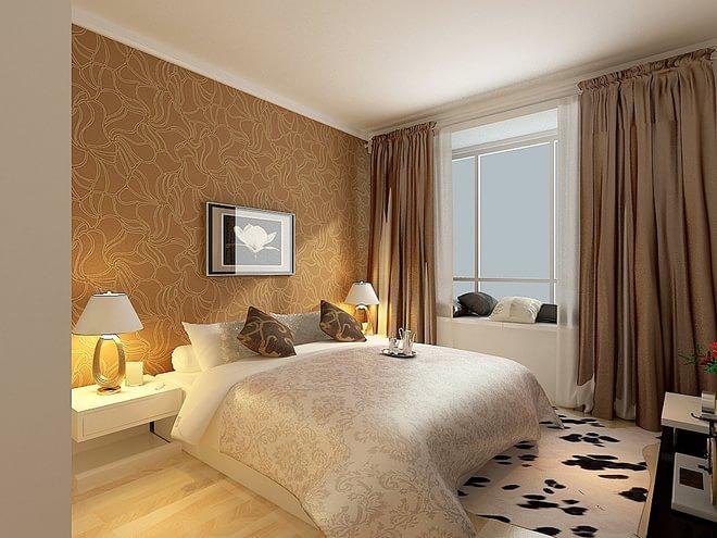 二居 旧房改造 80后 白领 简约 卧室图片来自今朝装饰老房装修通王在简洁大方、自然舒适的分享