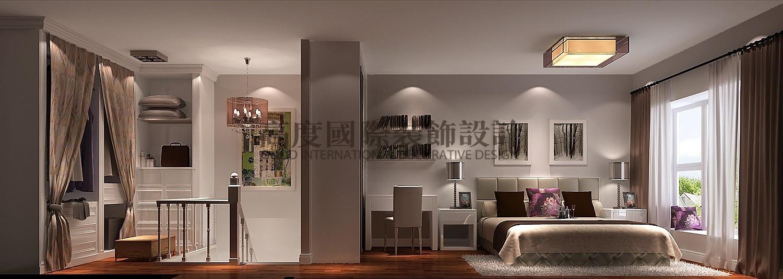 百合花园 loft装修 高度样板间 成都装修 装修公司 卧室图片来自成都高度国际在保利百合花园—78loft—现代风的分享