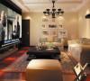 影视厅设计: 影音室如果单独的作为一项功能区,未免有点浪费空间,所以家具的选择尤为重要,影音与会客厅的融合方为上策,对空间功能性的充分利用是设计的重点。