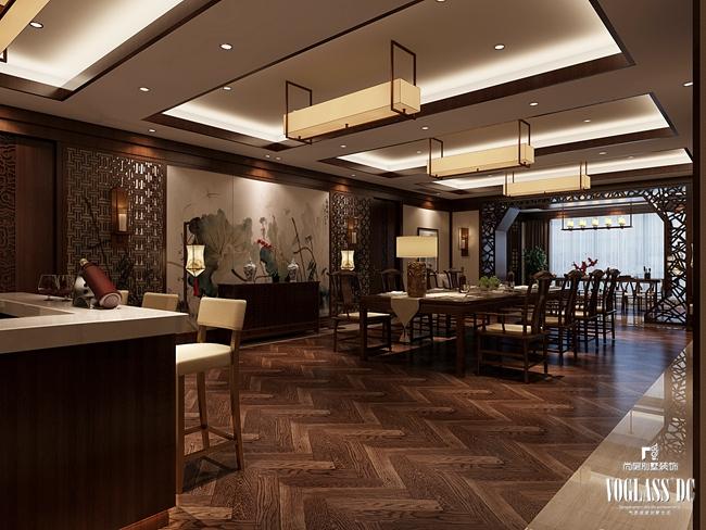 别墅 餐厅图片来自北京别墅装饰在瓦德拉玛庄园的分享