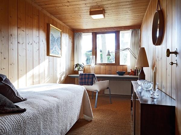 三居 北欧 只是 精致典雅 卧室图片来自百合居装饰工程有限公司在精致典雅--北欧的分享