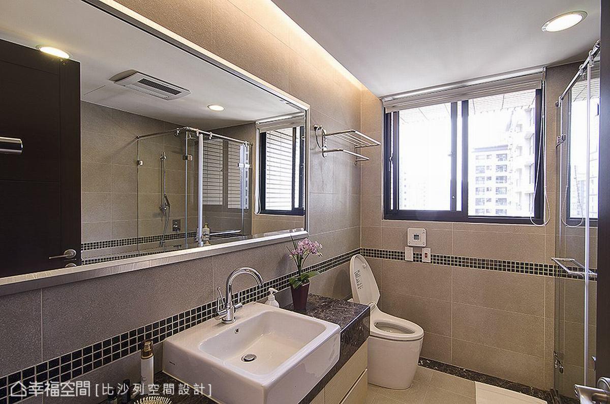 卫生间图片来自幸福空间在165平细致优雅 品味国士无双的分享