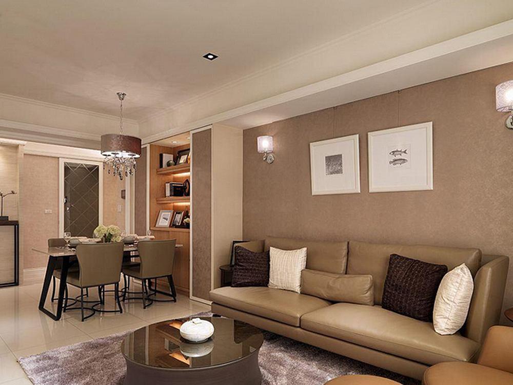 简约 客厅图片来自tjsczs88在和鸿四季连城-现代简约-96平米的分享