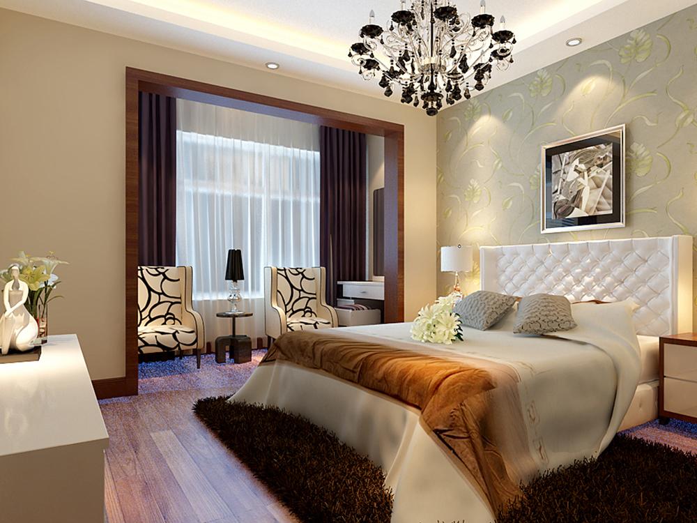 简约 卧室图片来自tjsczs88在和鸿四季恋城-两室-70平米的分享