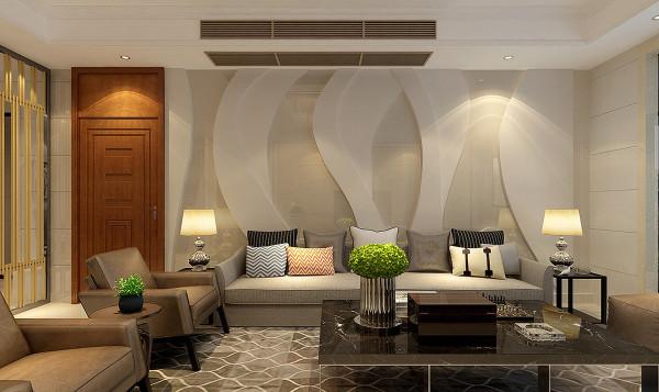 客厅是会客和家人团聚的场所,灯的装饰性和照明要求应有利于创造热烈气氛,使客人有宾至如归之感。