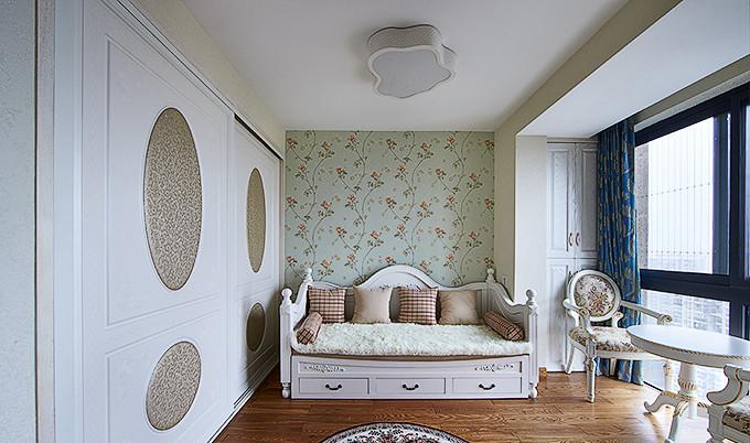 书房图片来自家装大管家在法式浪漫四溢 139平舒适大气3居的分享