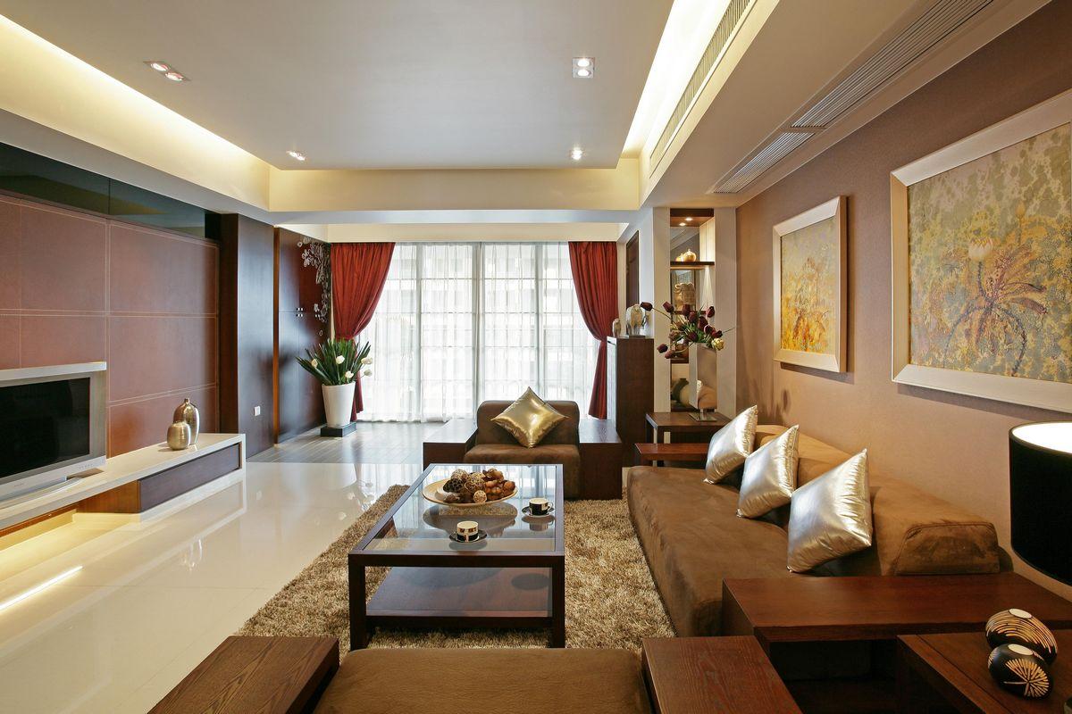 简约 客厅 卧室 餐厅 小资图片来自别墅装修设计yan在新中式-紫禁出品的分享