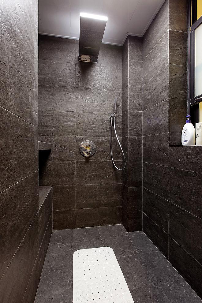 二居 美式 婚房 旧房改造 卫生间图片来自实创装饰晶晶在普陀帅哥打造84平美式完美婚房的分享