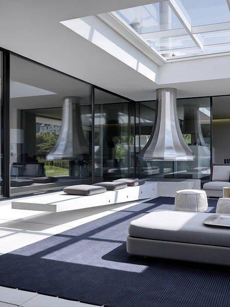 简约 餐厅 卧室 客厅 别墅图片来自别墅装修设计yan在现代简约的分享