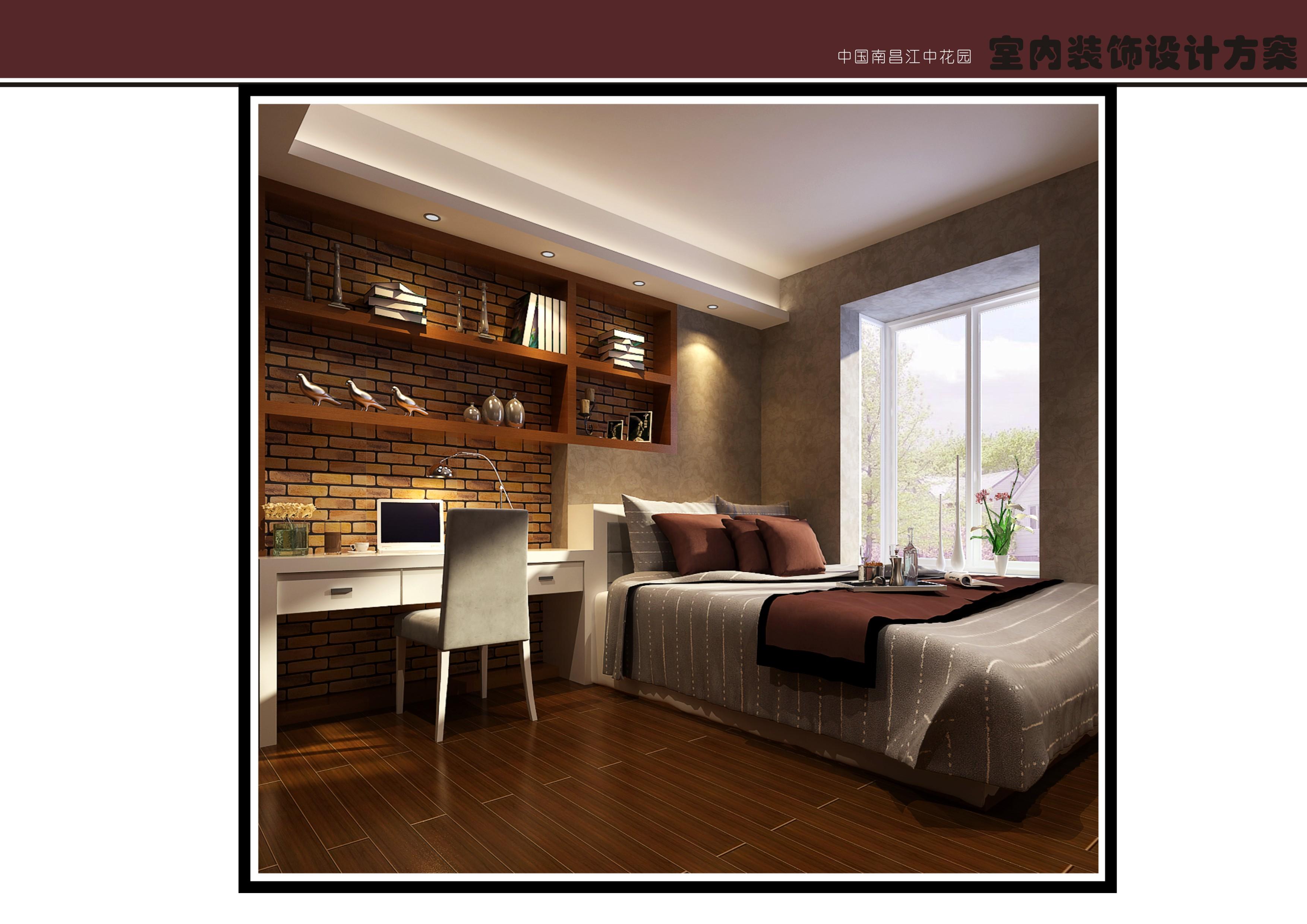 欧式 别墅 卧室图片来自许剑飞在江中花园欧式设计案例的分享