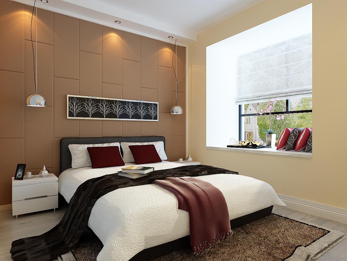 简约 三居 欧式 白领 收纳 80后 小资 卧室图片来自实创装饰百灵在简欧奢华,低调的华丽的分享