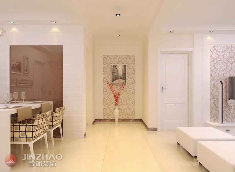 简约 客厅图片来自阿布的小茅屋15034052435在富力桃园100平米-现代简约的分享