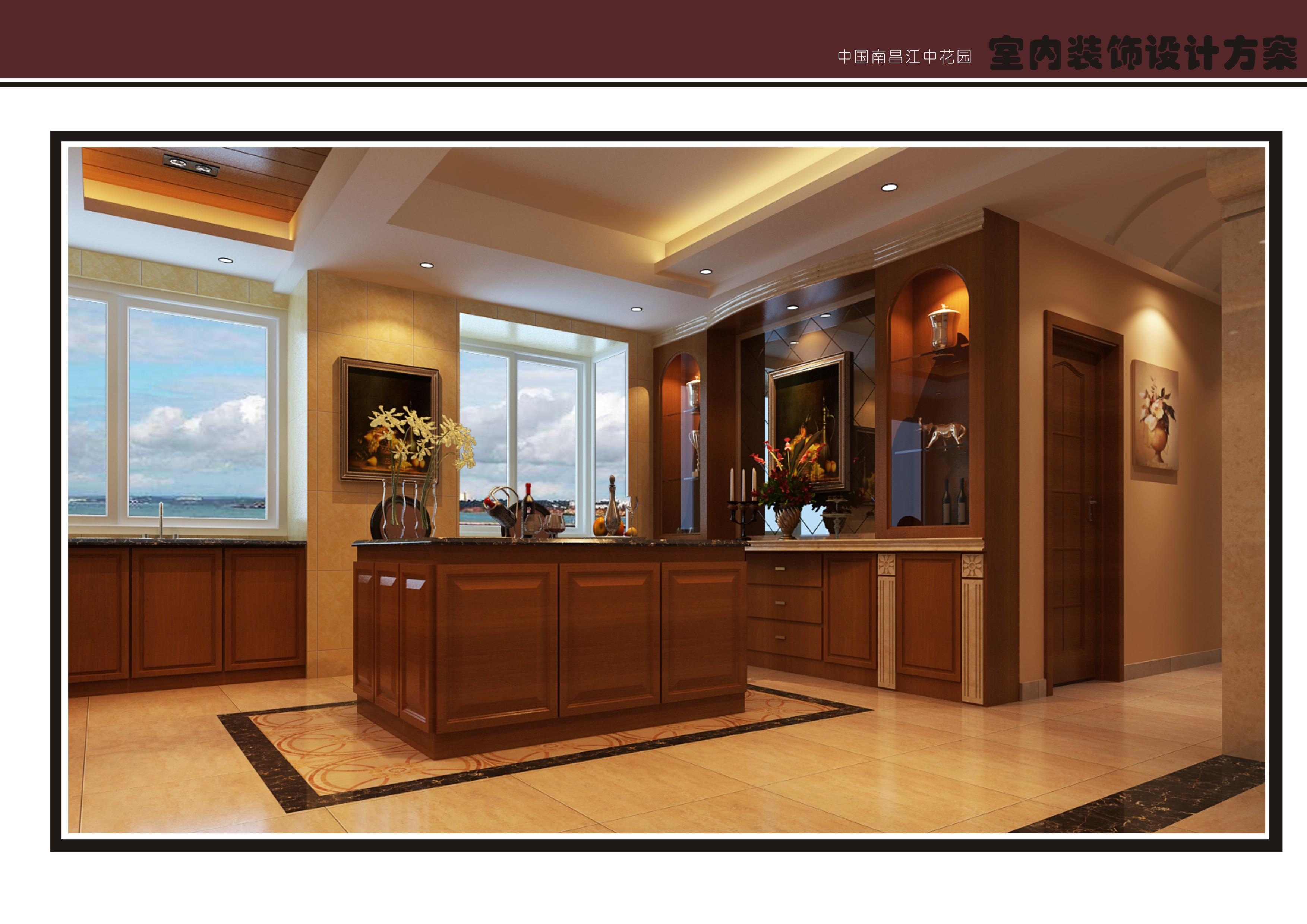 欧式 别墅 餐厅图片来自许剑飞在江中花园欧式设计案例的分享