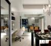 餐厅是家居生活的心脏,不仅要美观,更重要的实用性,整体性。