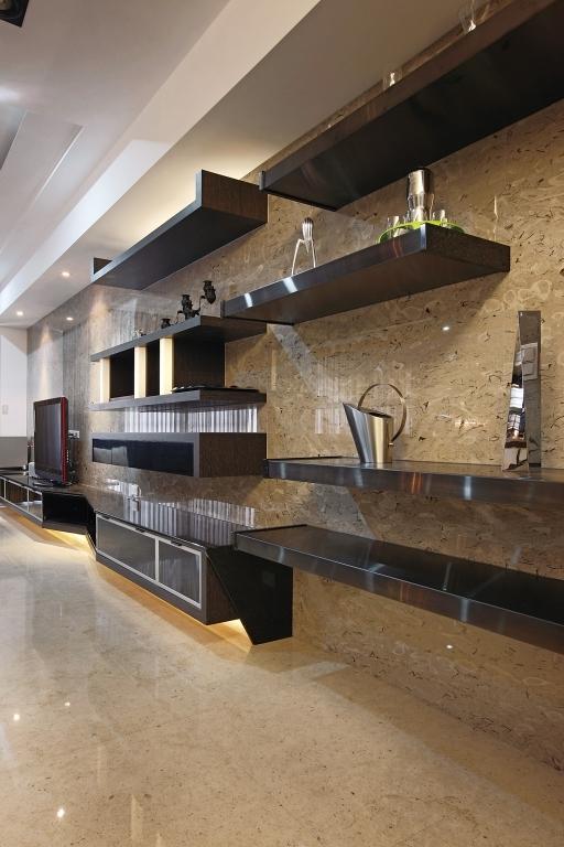 简约 四居 客厅图片来自实创装饰上海公司在现代简约风格-三世同堂居家之乐的分享