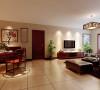 本案为安贞胜古北里家园小区,户型建筑面积160平米(四室两厅一厨两卫)。是一个典型的现代中式风格设计案例,