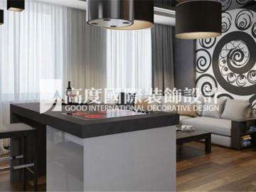 华贸城50平现代简约风格设计