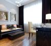 蓝爵公馆-简净有序的时尚住宅